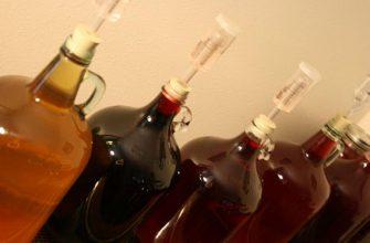 Домашнее вино из… старого никому не нужного варенья