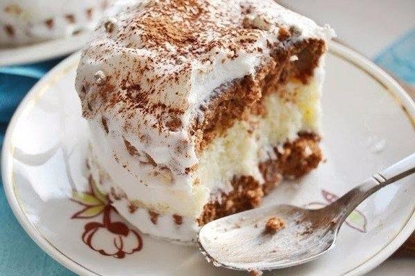 Пирожное «Баунти»- просто сказка! Свежо и оригинально! Советую приготовить!