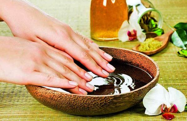 Домашний курс восстановления и омоложения кожи ваших рук!