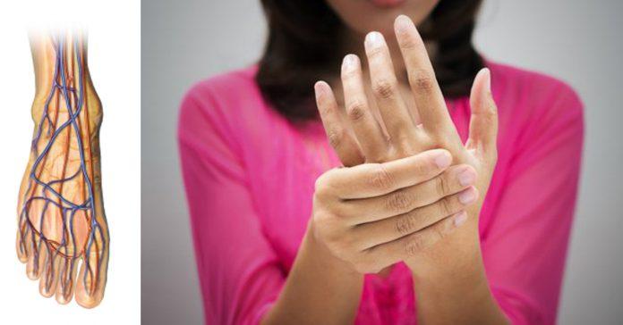 Если у вас плохая циркуляция крови и постоянно холодные руки и ноги, то, вот, что вам нужно!
