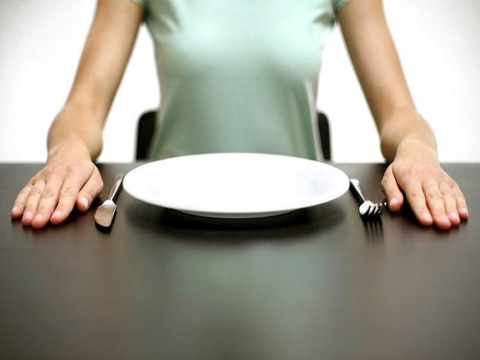 7-дневный план диеты для потери веса