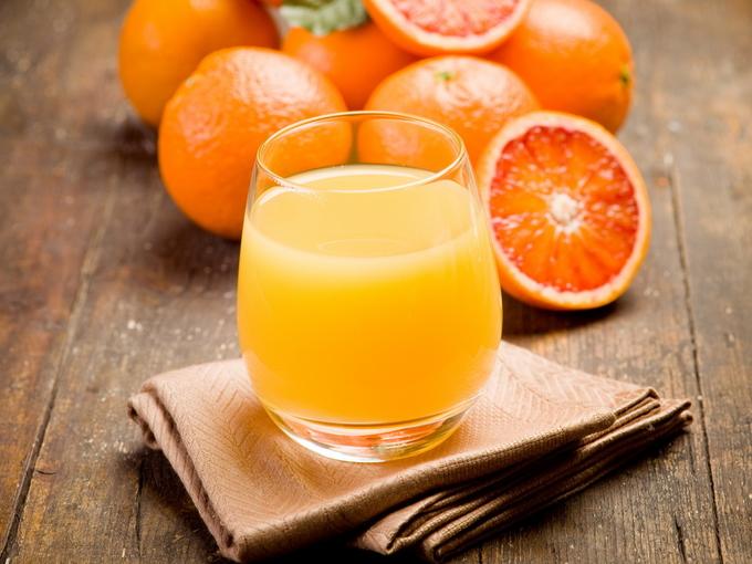 Апельсиновая разгрузочная диета на 3 дня