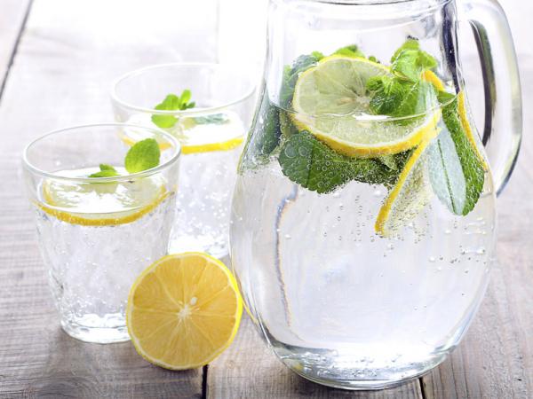Лимонная вода для похудения — как правильно похудеть?