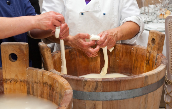 Сыр моцарелла — рецепт