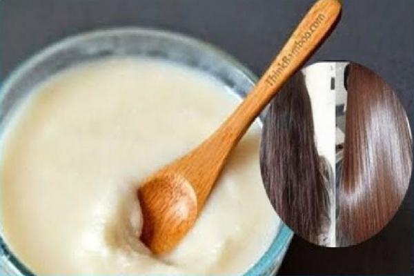 Вы можете помочь вашим волосам восстановиться и расти, как сумасшедшим: вам просто нужно подготовить эту маску!