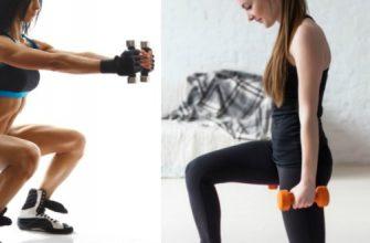 Упражнения, которые работают лучше, чем приседания!