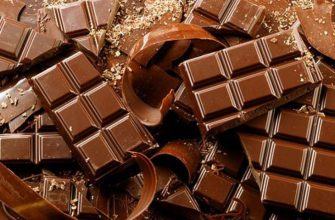 Горький шоколад полезен для зрения