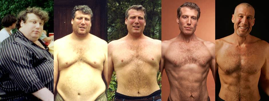 Сам придумал себе рацион: Он похудел на 100 кг без диет при помощи 7 правил
