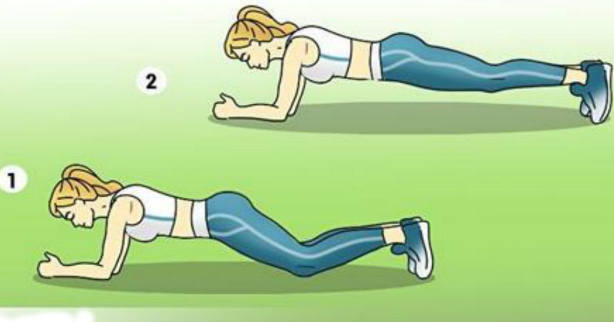 План домашних упражнений, который поможет вам сжечь жир за 10 недель без тренажеров