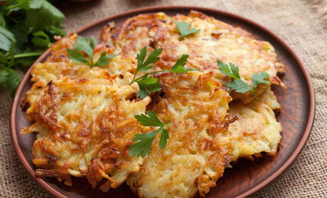 Картофельная вкуснота на завтрак, обед и ужин