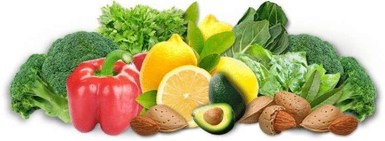 Продукты, богатые на щелочь – основа вашего здоровья