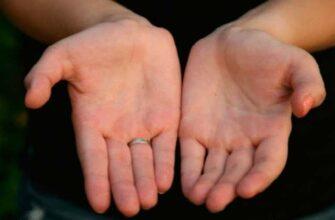 Определите ваши болезни по рукам