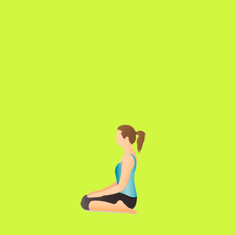 5 эффективных поз-упражнений для ног
