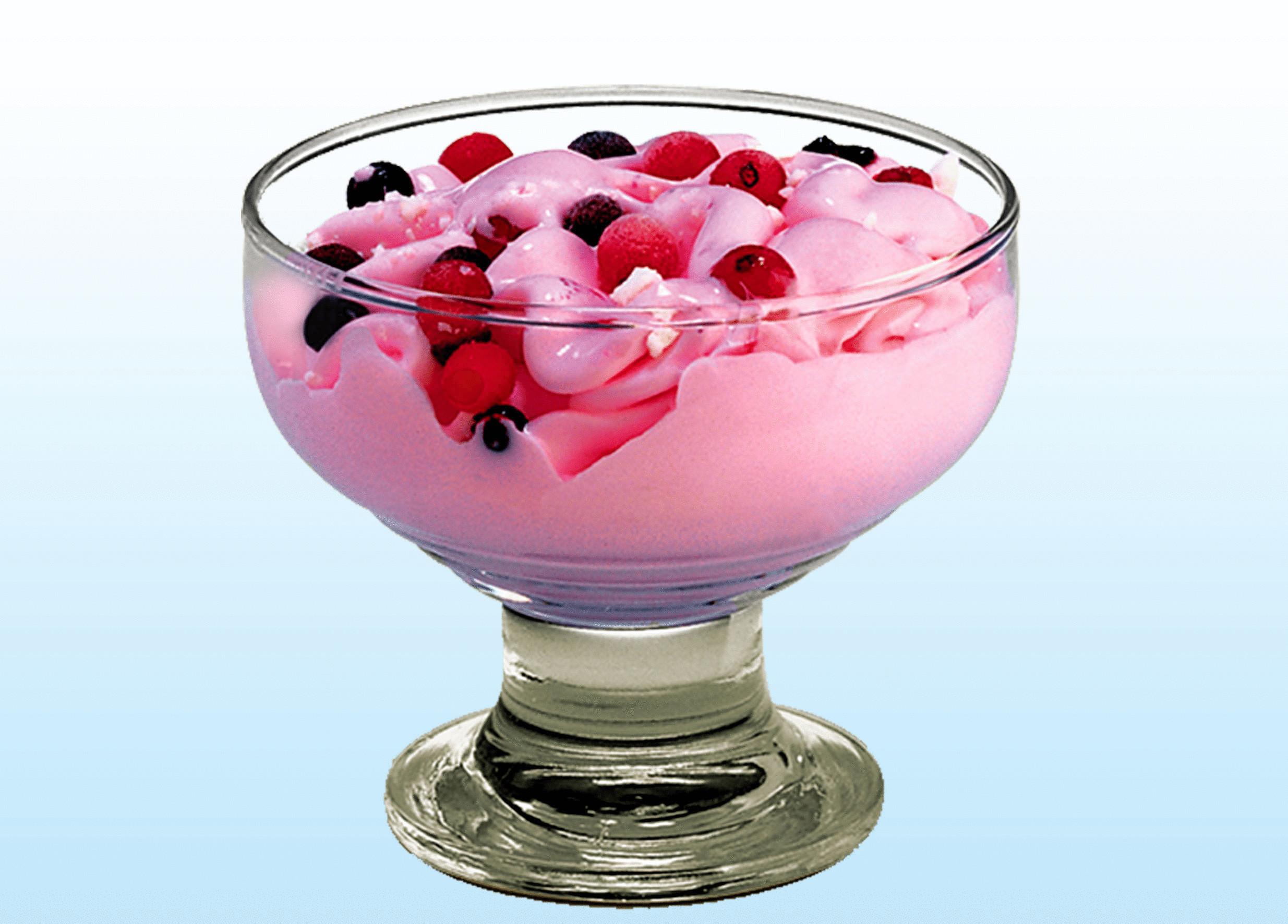 Питьевой йогурт - замечательный летний обед