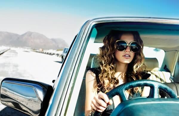 Как уберечь спину, сидя за рулём